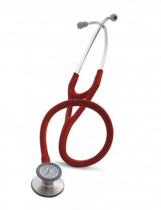 LITTMANN CARDIOLOGY III STETHOSCOPE: RED 3140